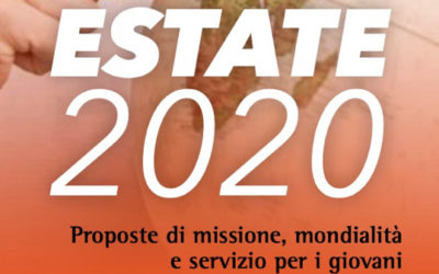 Summer 2020: Mission proposals, globalization and service for young people